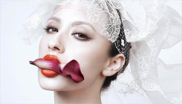 武汉形象设计学校/武汉天姿美容美发化妆学校/前卫白