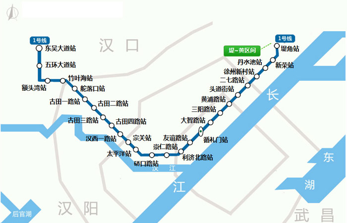 武汉地铁6号线路图 武汉4号地铁线路图 武汉轻轨线路图图片